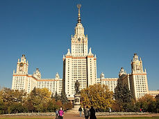 Туры в Москву. Автобусные экскурсии по Москве. Сталинские высотки