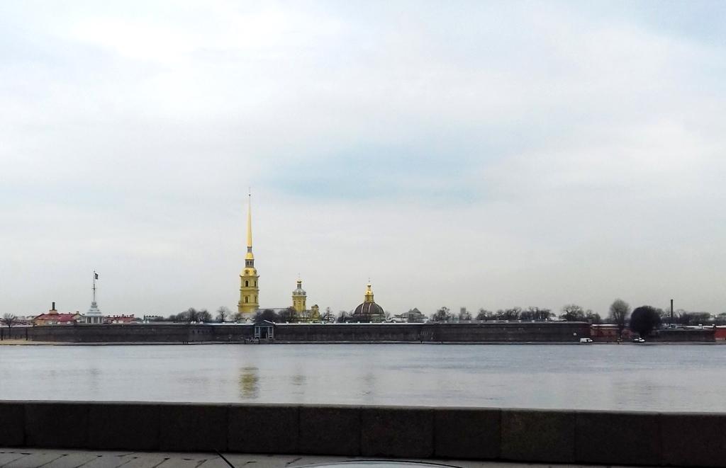 Петропавловская крепость -
