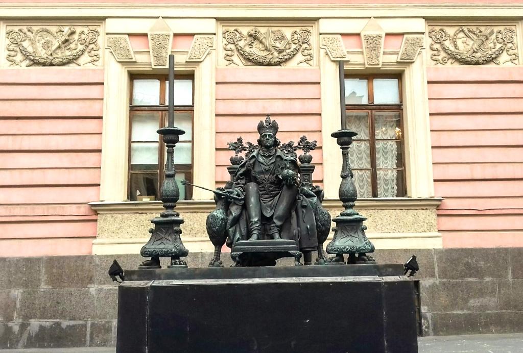 Павлу I - трон в России опаснее пули