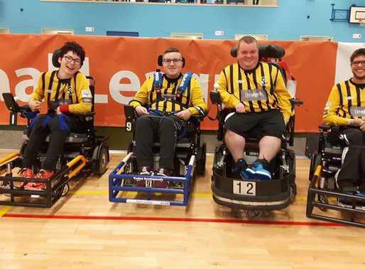 Muscular Dystrophy UK Championship Third Round Preview ♿️⚽️