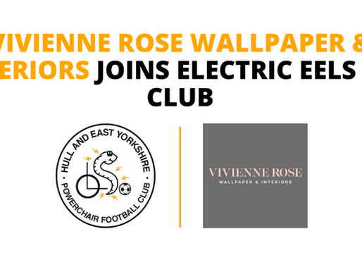 Vivienne Rose Wallpaper & Interiors join Electric Eels 100 Club