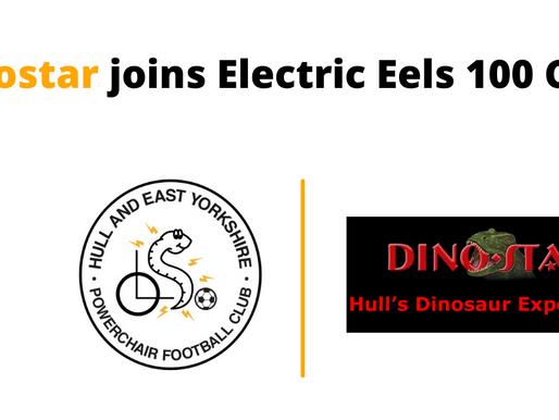 Dinostar joins Electric Eels 100 Club