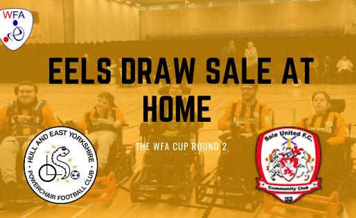 Eels draw Sale United PFC