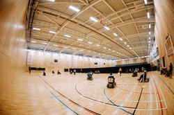 Hull University New Sports Facility - Sa