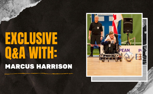 Exclusive Q&A with Marcus Harrison