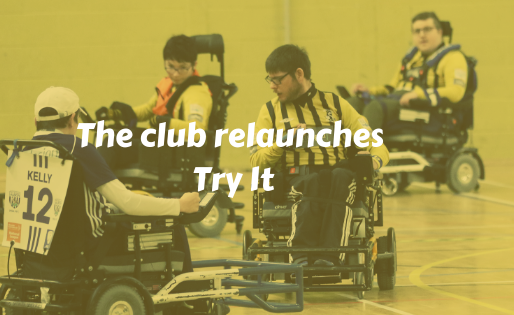 The Club Relaunches Try It