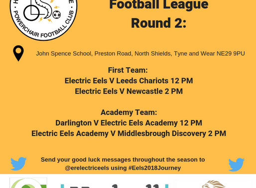 Electric Eels travel to Newcastle