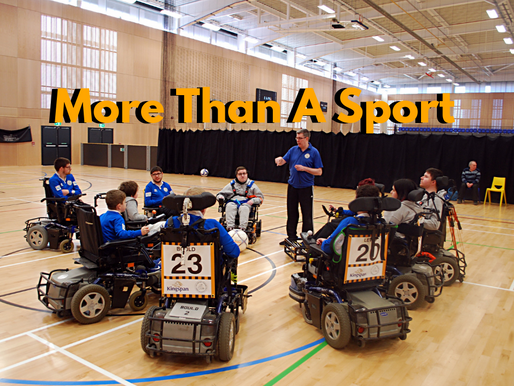 More Than A Sport Campaign