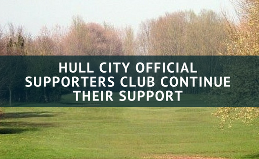 Hull City Official Supporters Club Continue Their Support