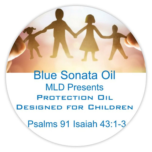 Protection Oil For Children
