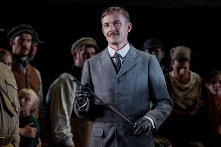 Adolf in The Jacobin at Buxton Opera Festival