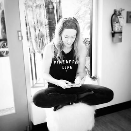 Brandi Cohen Founder of Pineapple Life yoga Samamish Wa