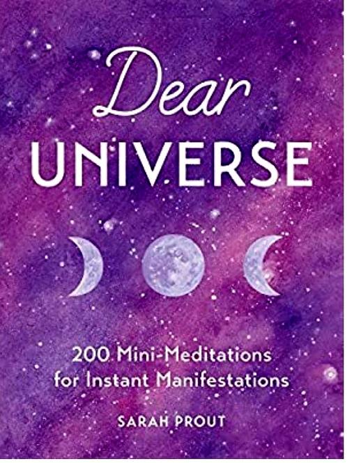 Dear Universe Book