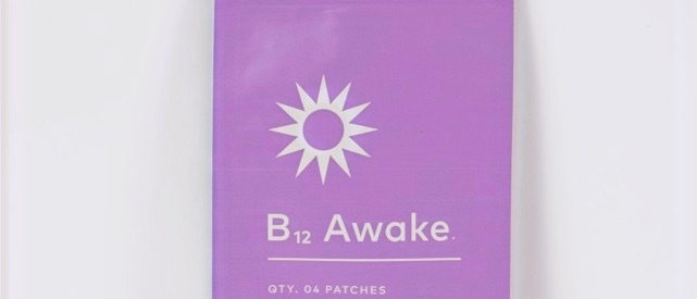 The Good Patch B12 Awake Patch