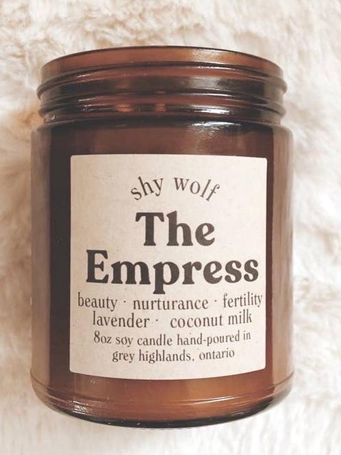 Tarot Candle - The Empress