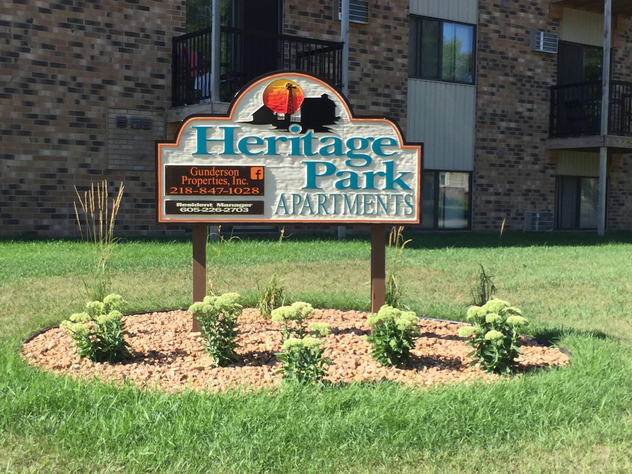 Heritage Park Apartments Aberdeen Sd