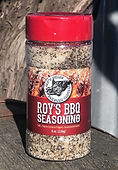 Roy's BBQ Seasoning