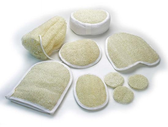 Mirtec Natural Loofah Products