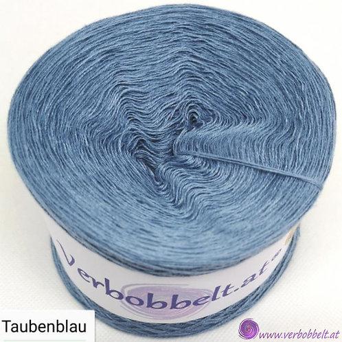 TVU Farbe Taubenblau-Bobbel jeansblau