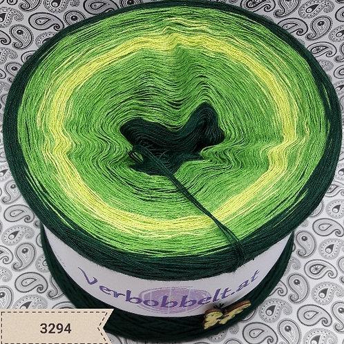 Bobbel Österreich | Bobbel stricken | Grün-Tannengrün