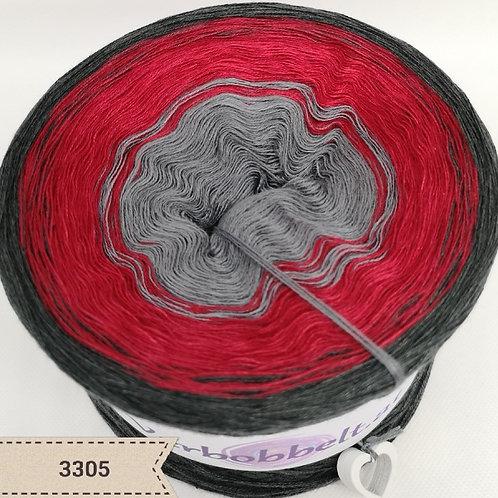 Bobbel-3305-grau-rot-anthrazit-Bobbel schnell und günstig kaufen