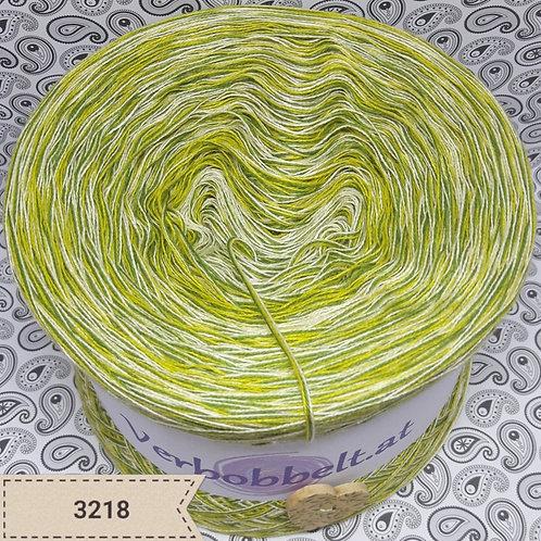Bobbel ohne Farbverlauf limette farn vanille