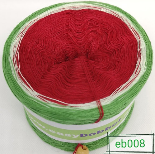 Farbverlaufsgarn / Bobbel [eb008]