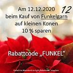 Online Adventkalender Türchen 12 - Funke