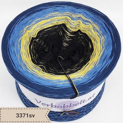Bobbel mit himmlisch schönem Farbverlauf - zum häkeln und stricken