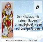 Online Adventkalender Türchen 6 -Der Nik