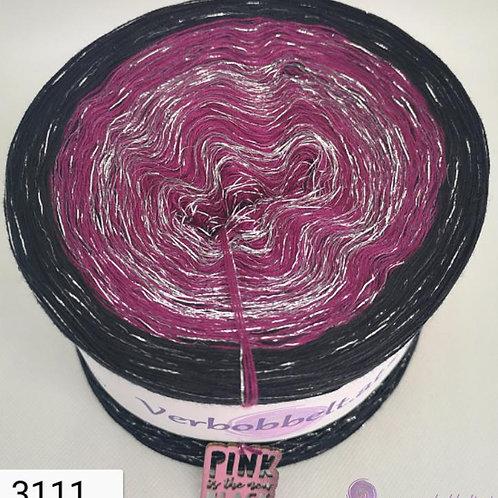 Bobbel violett lila schwarz günstig kaufen