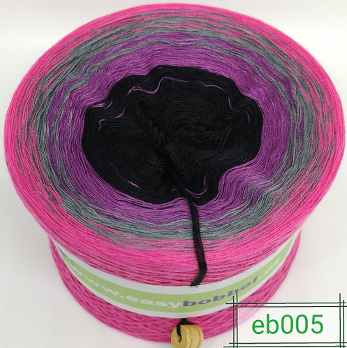 Farbverlaufsgarn / Bobbel [eb005]