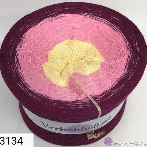 Verlaufsgarn kaufen gelb pink rosa rot violett
