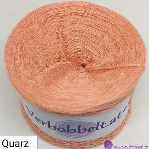 Bobbel-Wolle in wunderbar angenehmen quarzfarbigen Farbton