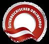 Gütezeichen Österreichischer Onlineshop