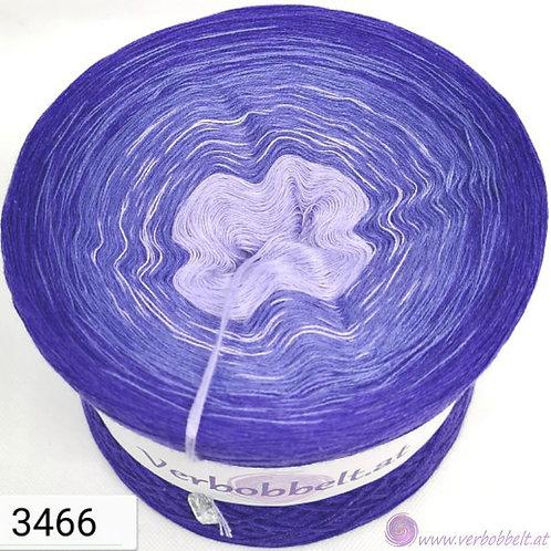 neue TVU Farben im Verlauf dieses Bobbel zum stricken und häkeln-krokus-violett-ultraviolett