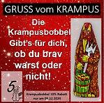 Online Adventkalender Türchen 5 -Krampus