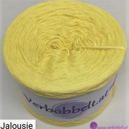 Bobbel sanftes gelb-TVU Jalousie