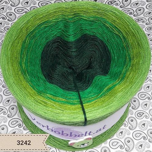 Farbverlaufsgarn Bobbel Österreich | grüne Farbtöne | Bobbel kaufen