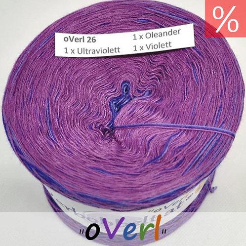 """Bobbel """"oVerl"""" (Nr.26)"""