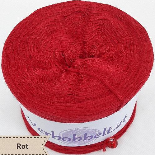 Bobbel einfärbig rot Häkelgarn günstig kaufen
