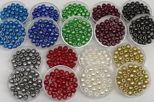 Wachsperlen / verschiedene Farben