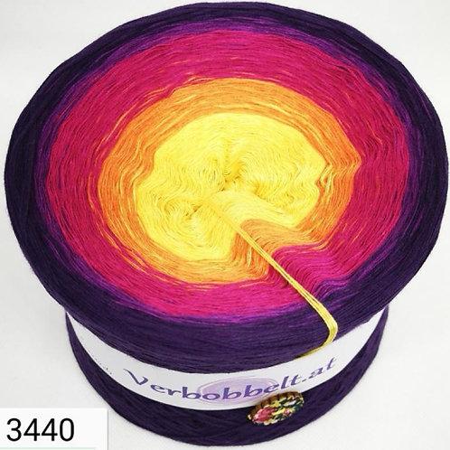 Ein Augenschmaus von einem Bobbel mit 5 wundervollen Farben zum häkeln und stricken ab 1000 Meter kaufen