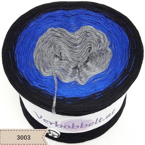 Bobbel Farbverlauf grau blau schwarz günstig