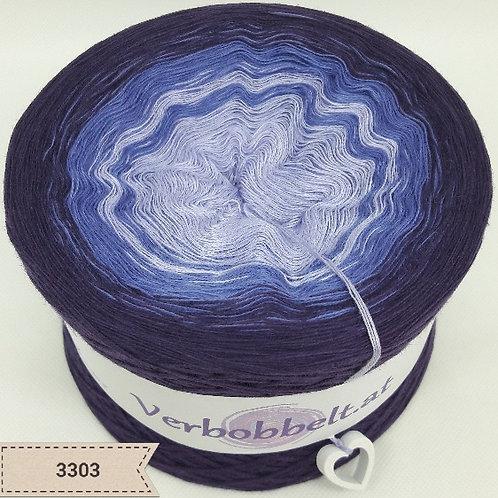 Farbverlaufsgarn zum häkeln und stricken-lila-violett