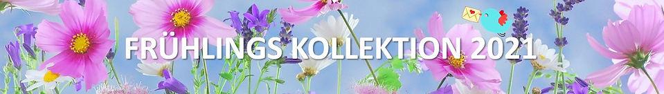 Frühlingskollektion 2021 - Bobbel in Frü
