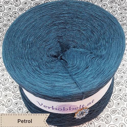 Bobbel unifarben   Einfärbige Bobbel   Bobbel dunkelblau Petrol