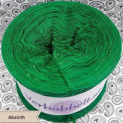 Bobbel einfärbig grün | Bobbel häkeln