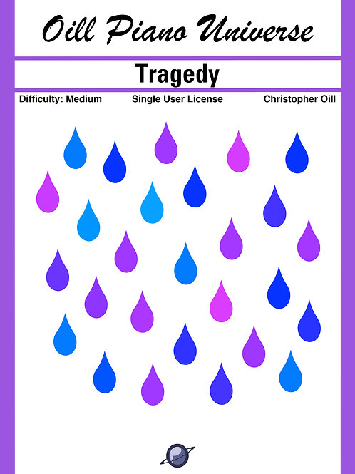Tragedy (Single User License)