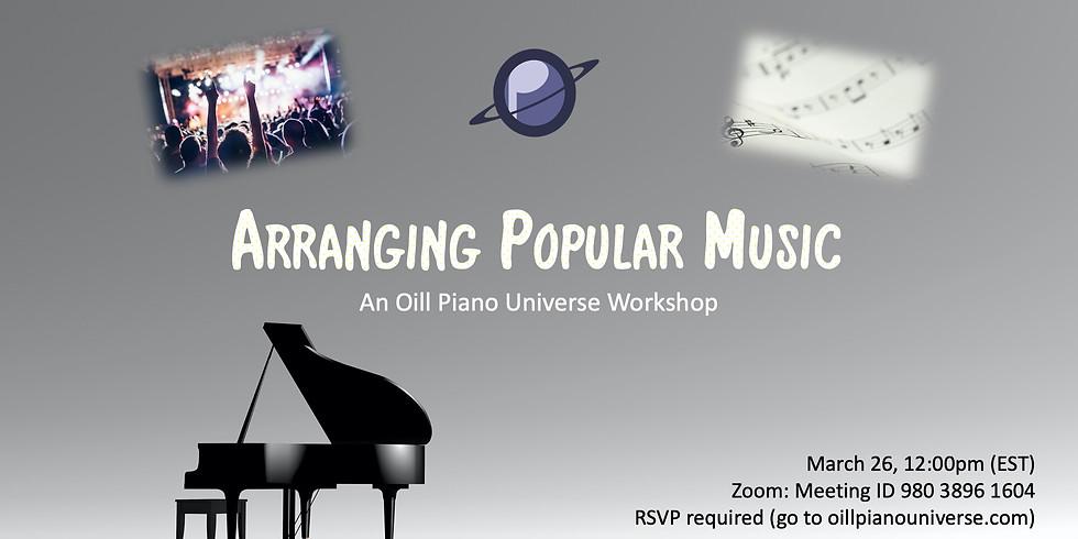 Arranging Popular Music